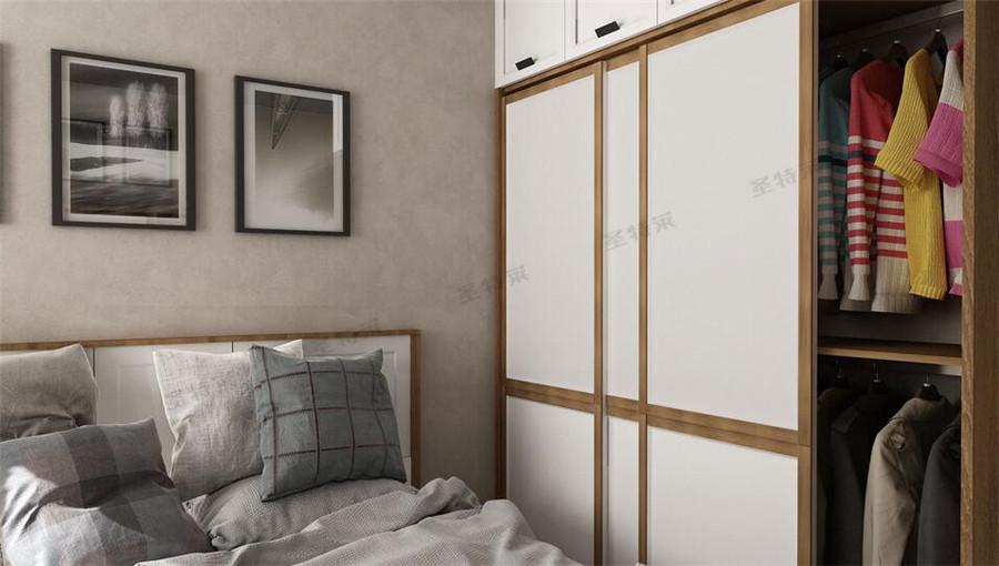 美式卧室定制